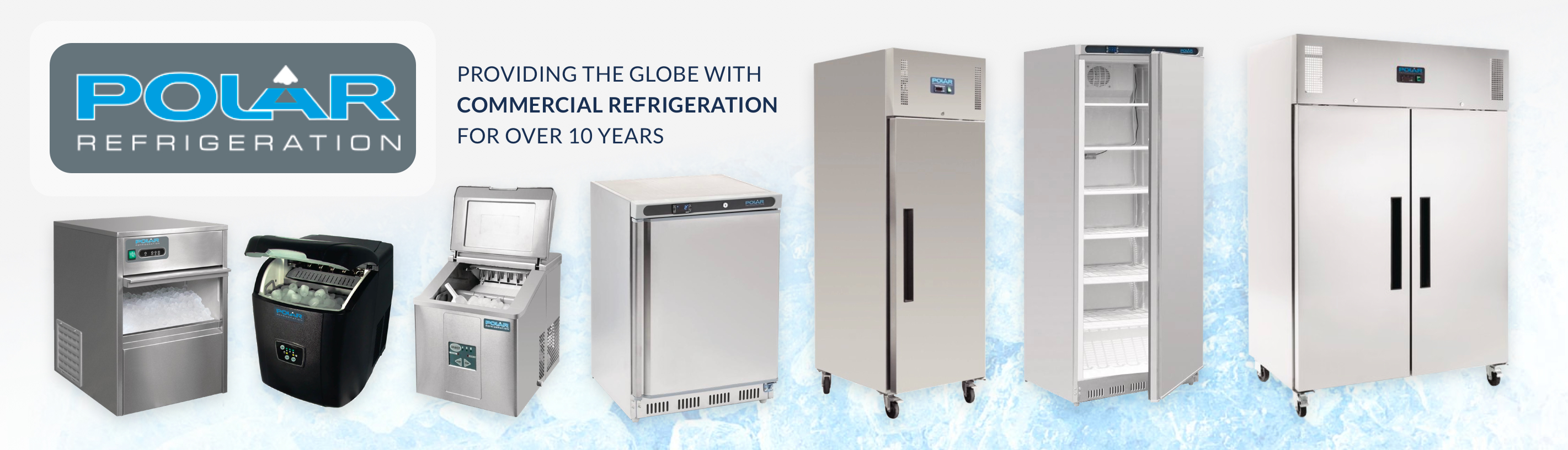 Polar Refrigeration Range