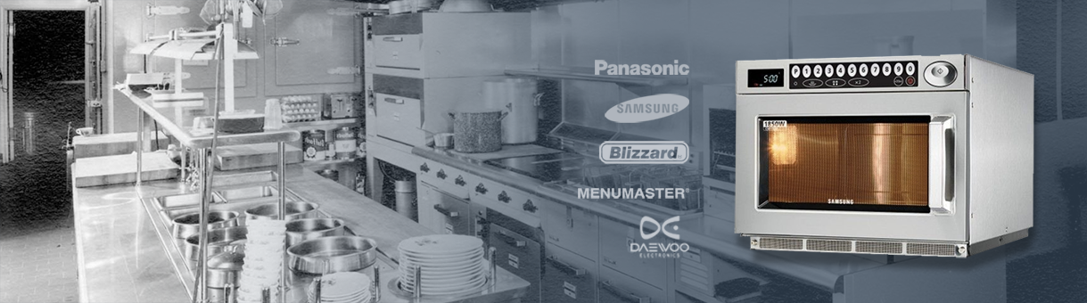 1800w Commercial Microwaves