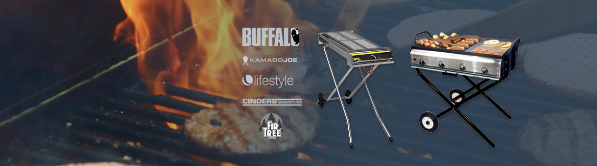 Commercial BBQ's