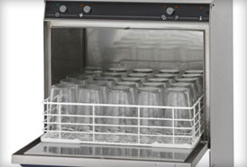 Commercial Glasswashers
