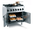 Gas and Electric Oven Ranges