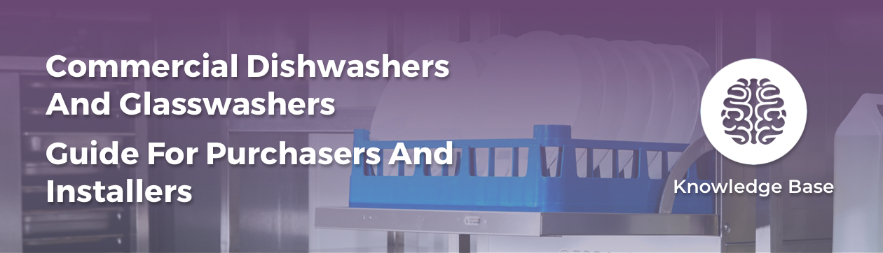 glass and dishwasher guide for installers