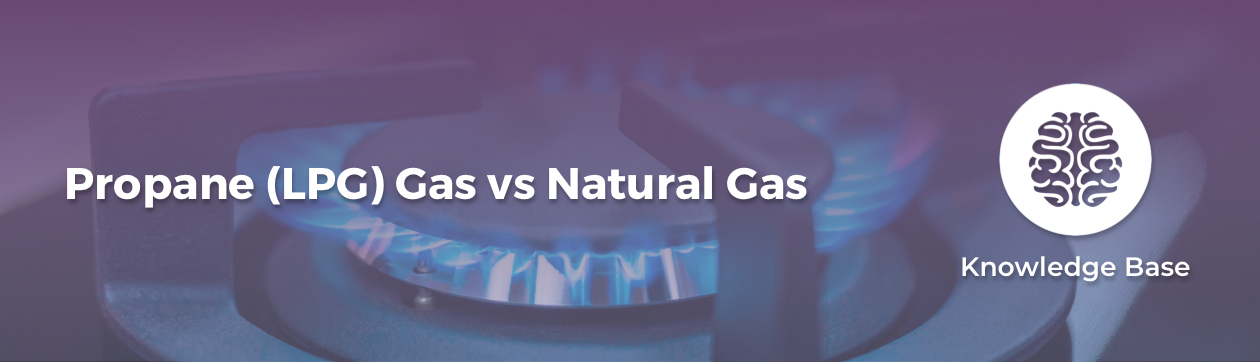 Gas vs Propane appliances
