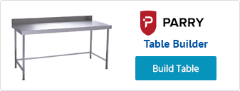 Parry Stainless Steel Table Builder