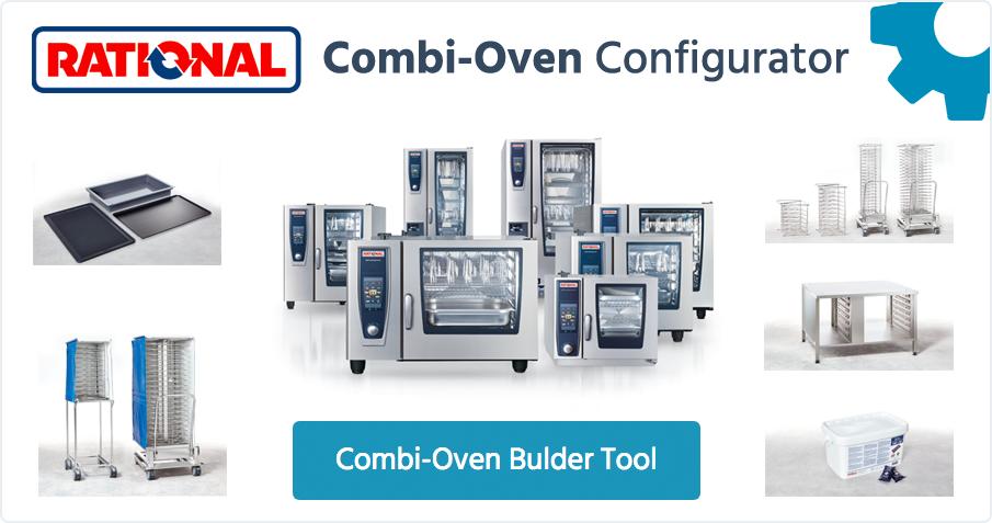 Rational Combi Oven Configurator