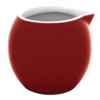 Cafe Milk Jug 70ml Red