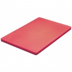 DM004 Thick Low Density Red Chopping Board
