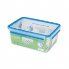 Plastic Container with Draining Plate 3.7Ltr