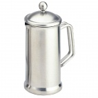 GD170 Cafetiere Stainless Steel Satin Finish 8 Cup