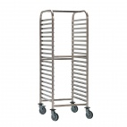 P061 Gastronorm Racking Trolley