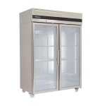 CF2140CR 1450 Ltr Glass Double Door Display Freezer