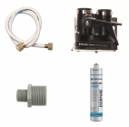 I500KIT Ice Machine Filter Kit (Includes Filter, Filter Head, Two Adaptors & Two Hoses)