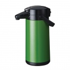 Furento 2.2 Ltr Airpot with Pump Action Metalic Green