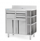 MCAF1000CI Back Bar Coffee Unit
