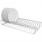 L440 Stainless Steel Plate Racks