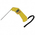 CF912 Easytemp Colour Coded Yellow Thermometer