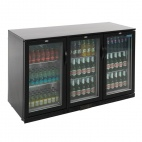 GL004 330 Ltr Triple Hinged Door Bottle Cooler