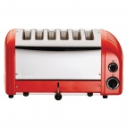 GD395 6 Slice Vario Toaster