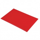F155 Anti Microbial High Density Red Chopping Board