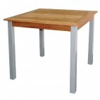 Y821 Teak & Aluminium Table