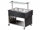 BB3-HOT Hot Buffet Display Cabinet