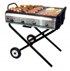 Zenith 4 Catering Barbecue Grill