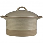 DL076 Igneous Cocotte and Lid 568ml