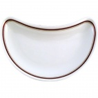 Churchill Nova Clyde Crescent Salad Plate