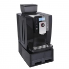 Azzurri Classico Black Bean to Cup Coffee Machine