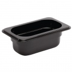 U472 Polycarbonate Gastronorm Container - 1/9 One Ninth Size