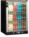 ZXS1 144 Bottle Single Door Bottle Cooler