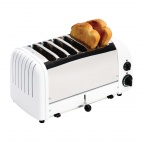 E975 6 Slot Bread Toaster