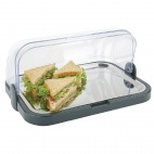 CB793 Roll Top Cool Display Tray