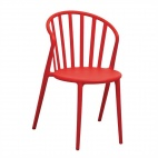 PP Armchair (Pack of 4) Red