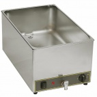 BMG ECO 1/1 GN Bain Marie with Safety Tap