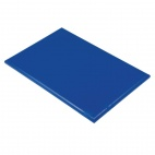 J036 Extra Thick Blue High Density Chopping Board