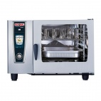 6 Grid Electric Combination Ovens / Steamers