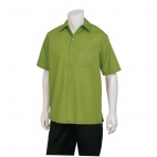 Cafe Shirt Lime L