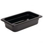 U466 Polycarbonate Gastronorm Container - 1/4 One Quarter Size