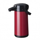 Furento 2.2 Ltr Airpot with Pump Action Metalic Red
