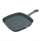 M653 Ribbed Skillet - Square
