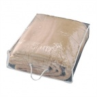 Storage Bag Double Clear