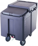 ICS125L 57kg Sliding Lid Ice Caddy