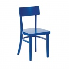 CK311 Wooden Sidechairs Blue (Pack of 2)