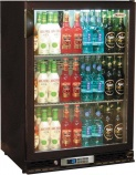 ZX1 144 Bottle Single Door Bottle Cooler