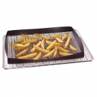 High Speed Oven Crisper Basket Small 18x28cm