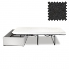 Contract Footstool Bed Charcoal