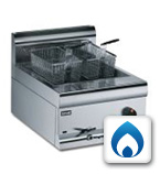 Gas Counter Top Fryers