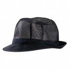 A652-L Trilby Hat - Navy Blue