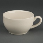 U112 Ivory Cappuccino Cup